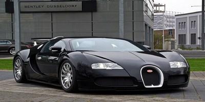 Bugatti Veyron-Fastest Cars In the World