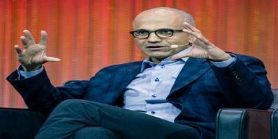 Satya Nadella - Biggest Companies Lead by Indian CEO