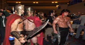 Spartans - Greatest Warriors