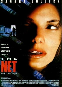 The net (1995) - Hollywood Movies on hacking