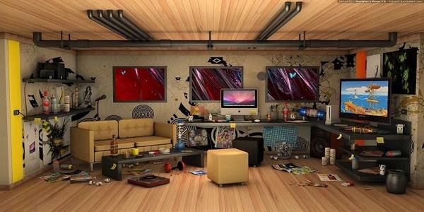 Designers room 3D