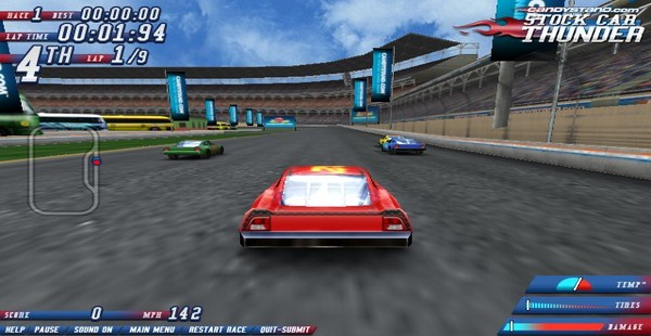 Stock Car Thunder - Best Online Racing Games