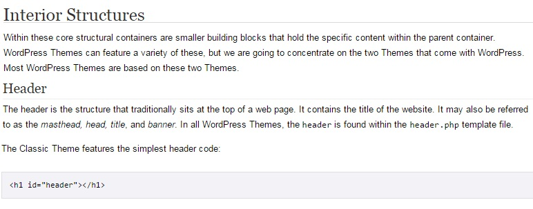 Wordpress Architecture