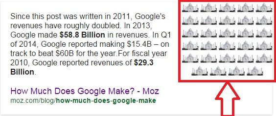 how much does google make