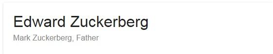 marks zuckerberg's dad