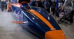 Bloodhound SSC - Supersonic Vehicles