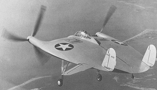 Vought V-173