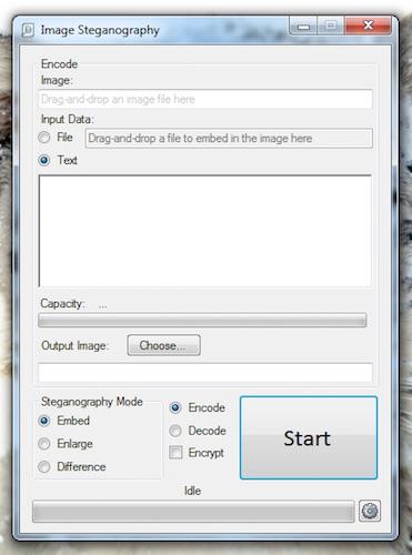 image-steganography