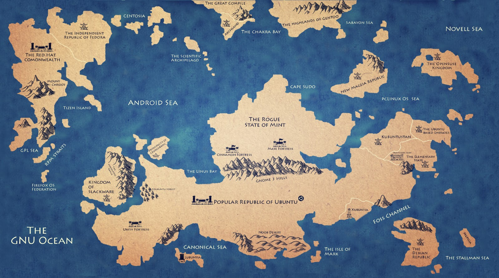 40 creative remakes of the world map rankred gumiabroncs Image collections